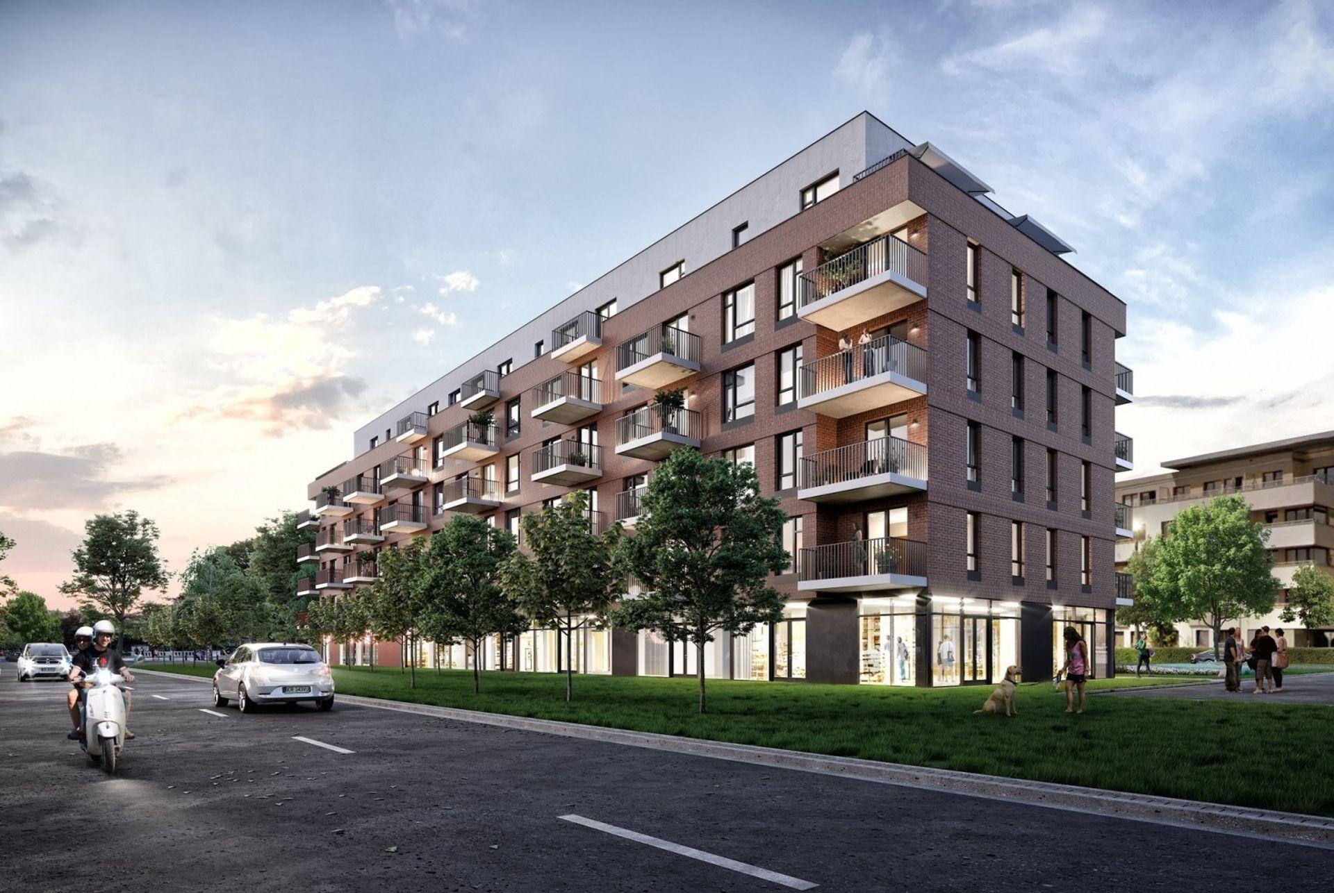Kraków: Lotniczówka – Cordia buduje apartamentowiec w sąsiedztwie parku