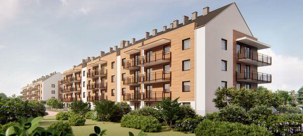 Faktoria – Geo znów stawia na zachodnią część Wrocławia. W planach niemal sto mieszkań [WIZUALIZACJE]