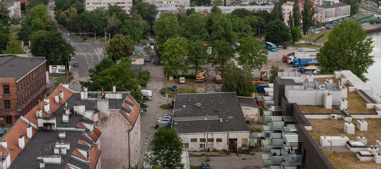 Wrocław: Miał tam stanąć