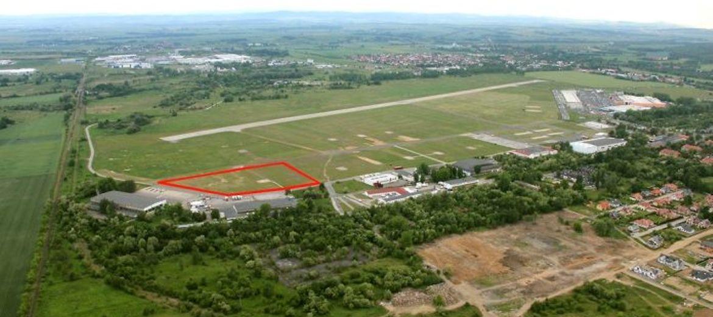 Legnica: Działka inwestycyjna na