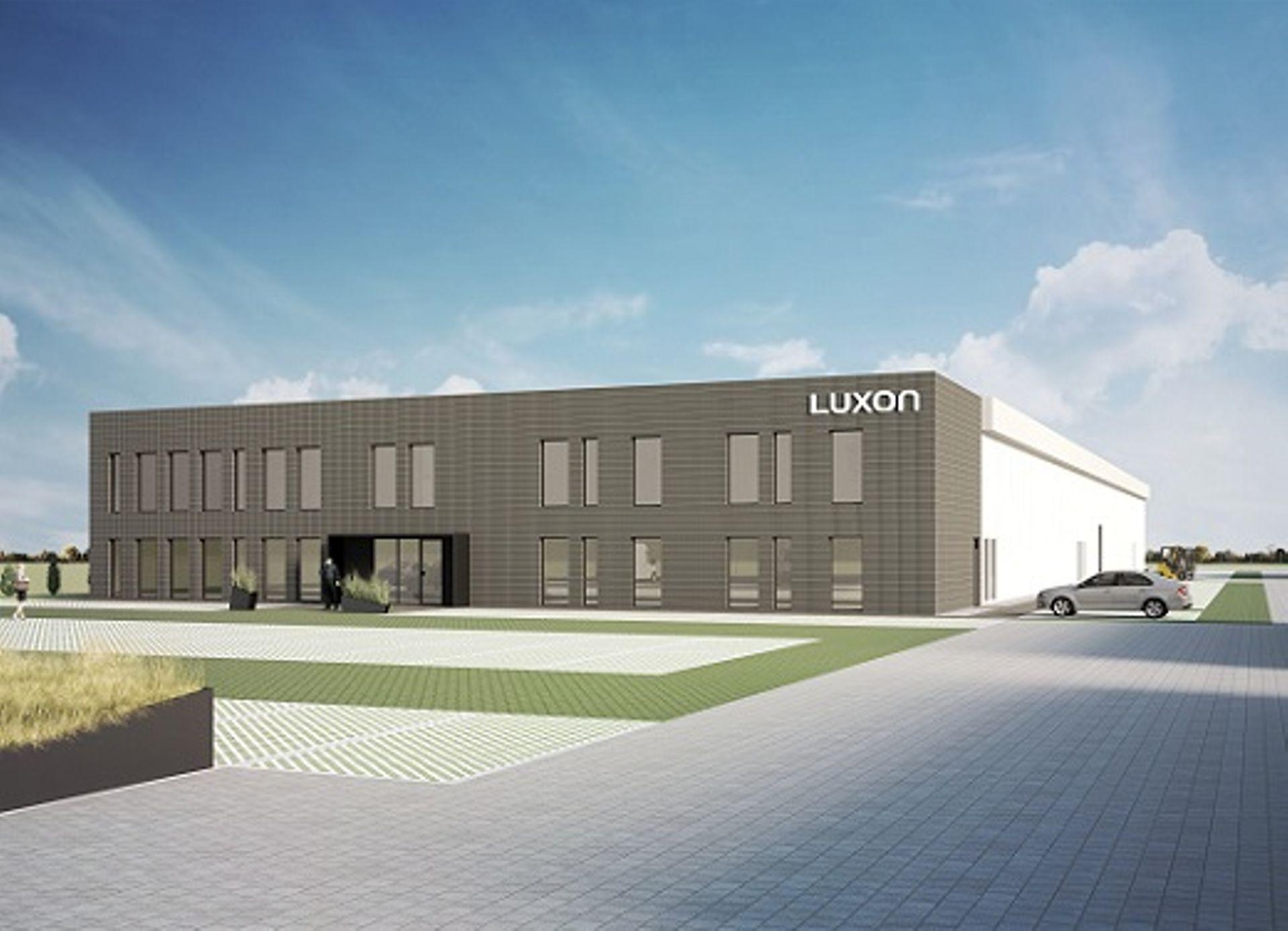 Aglomeracja Wrocławska: Luxon LED otworzył fabrykę oświetlenia LED pod Wrocławiem