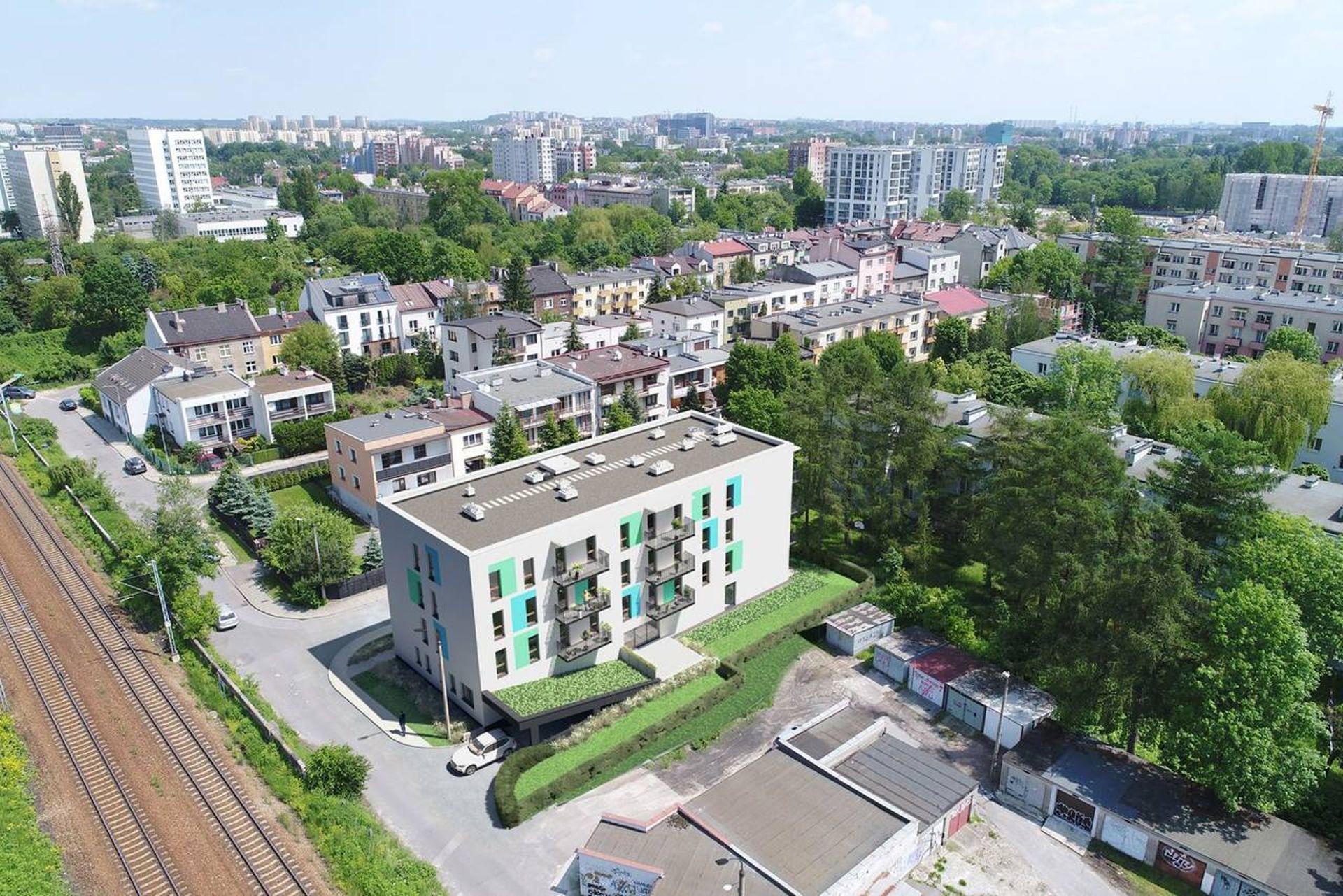 Kraków: Rogatka 32 – Tadkar inwestuje na Krowodrzy. Buduje mieszkania