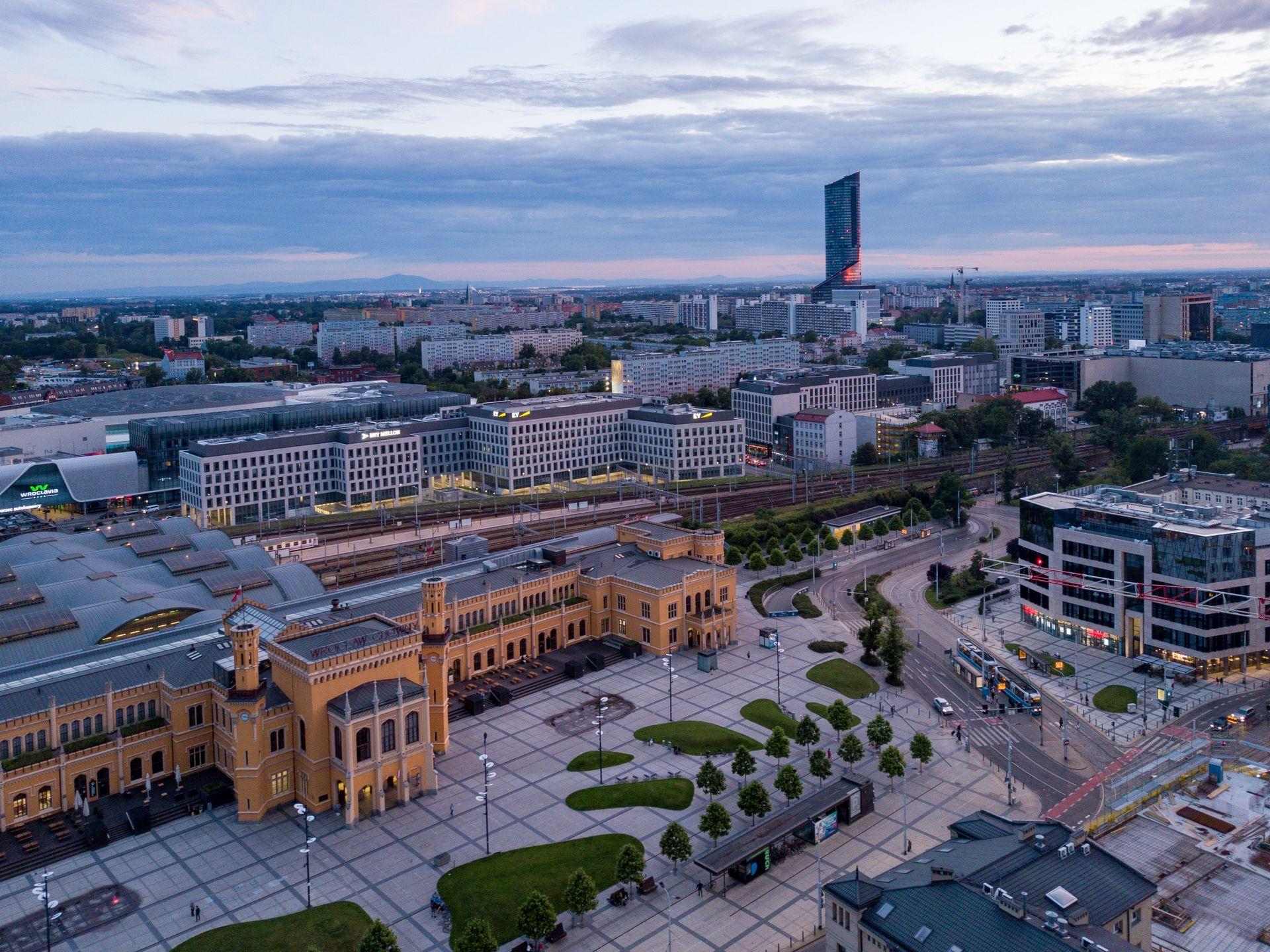Fińska firma Oras rozbuduje swoje Centrum Usług Wspólnych we Wrocławiu