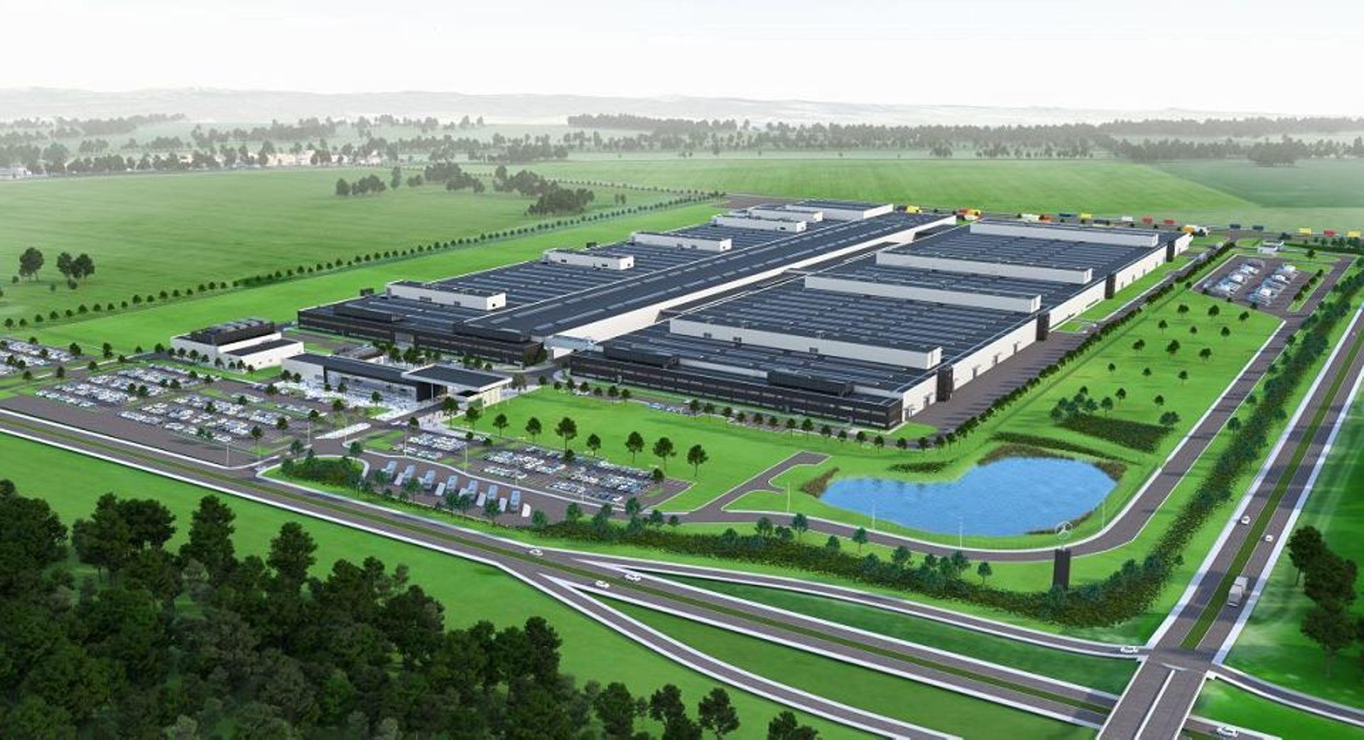 Jawor: Coraz bliżej uruchomienia produkcji silników dla Mercedesa