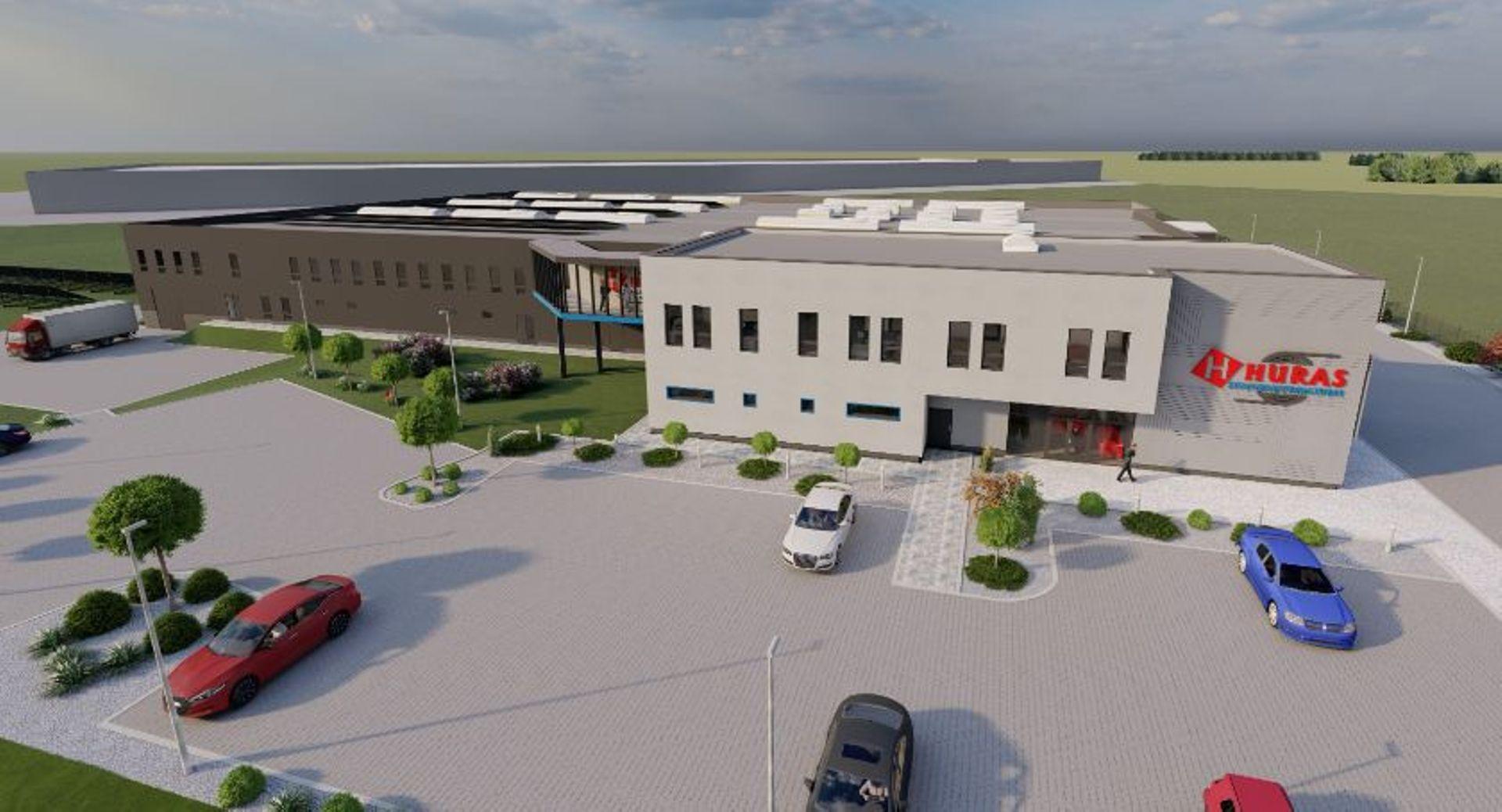 Niemiecka firma rozbuduje swoją fabrykę pod Legnicą