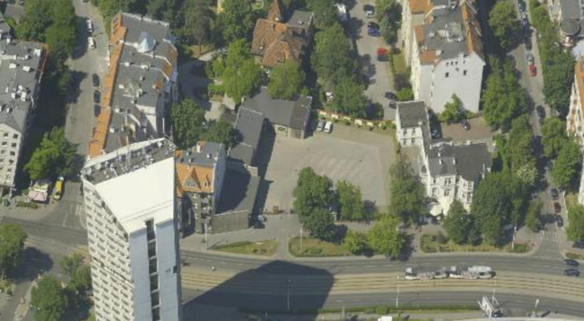 Wrocław: Lasy Państwowe chcą wybudować nową siedzibę w sąsiedztwie obecnej