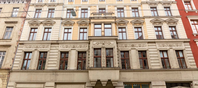 Wrocław: Unirest przebuduje kamienicę