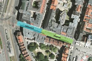 Wrocław: Ulica Ruska przekształci się w trakt pieszo-rowerowy?