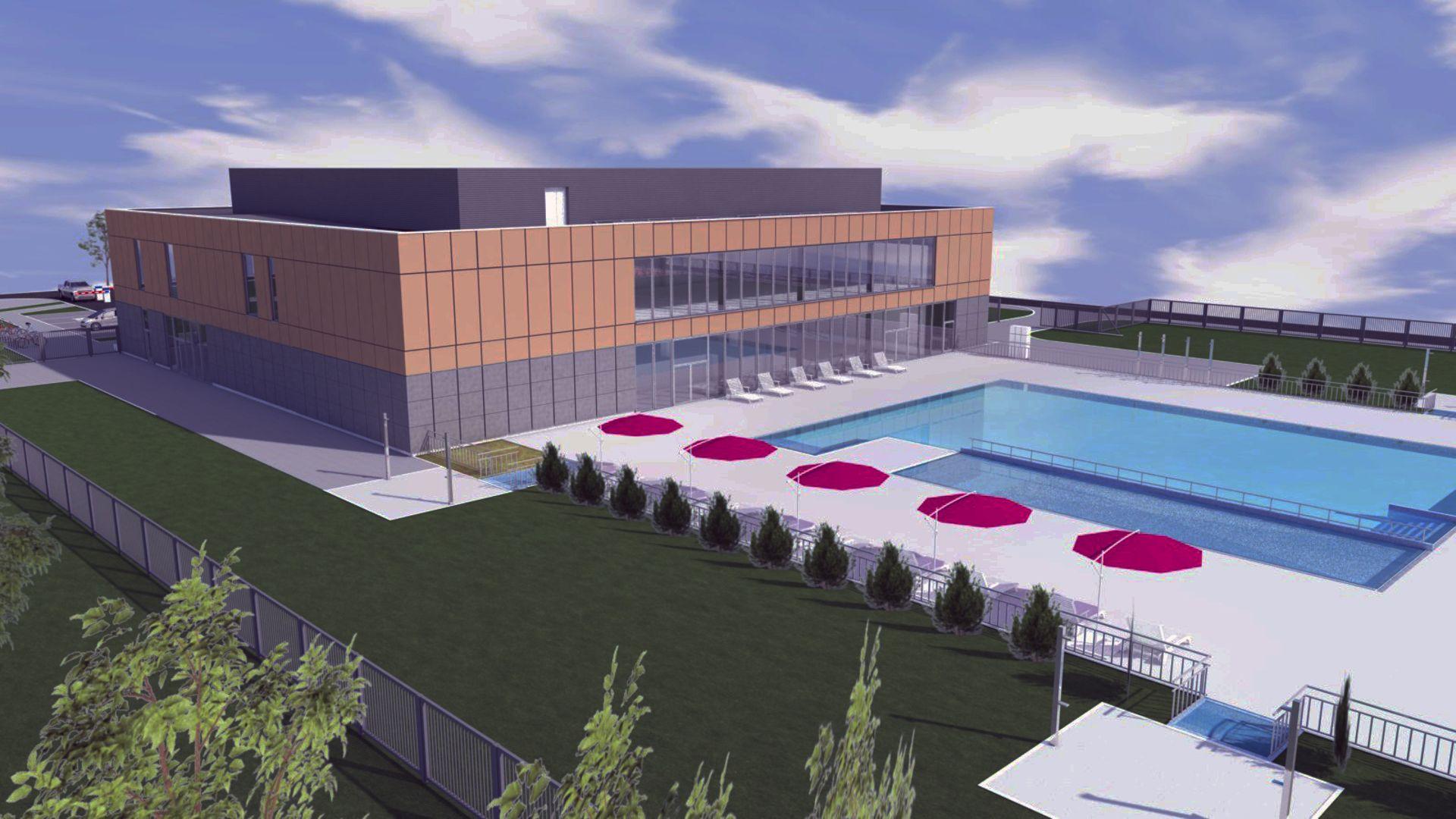 Trwa budowa nowego wrocławskiego aquaparku