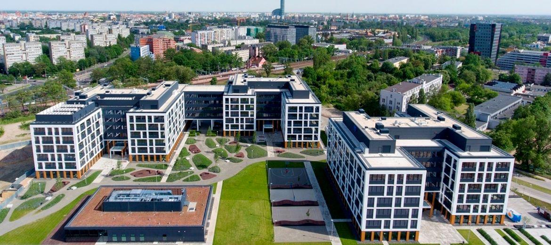 Wrocław: Ogromne zainteresowanie powierzchniami