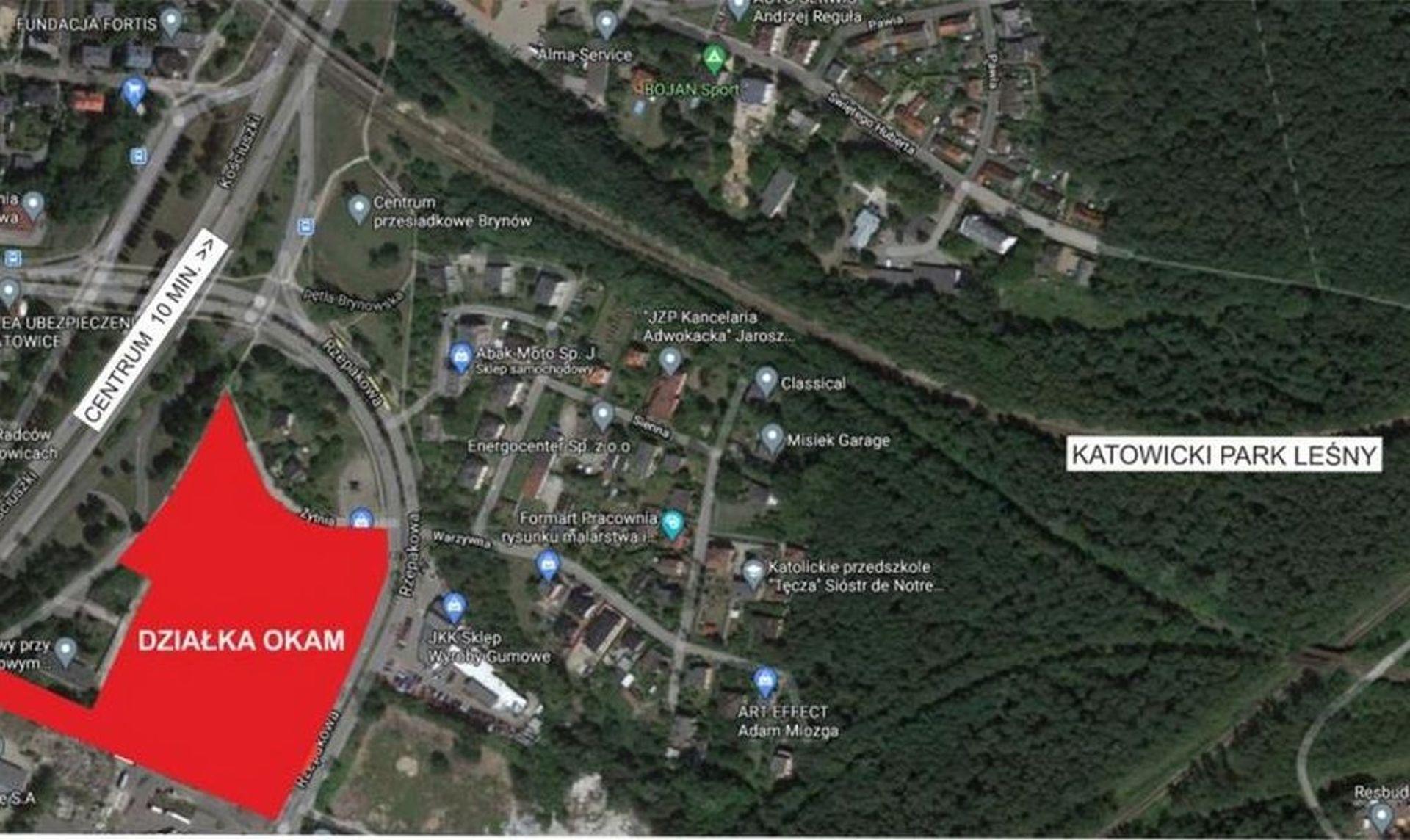 OKAM Capital kupił nową działkę w Katowicach. Powstanie na niej osiedle z 700 mieszkaniami