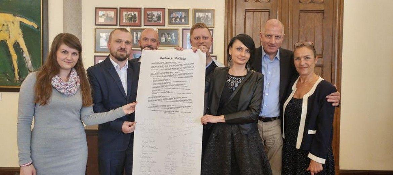 Radni z Maślic chcą