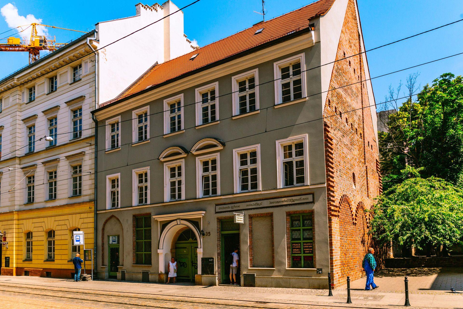Wrocław: Miasto sprzedaje XVII-wieczną kamienicę niedaleko Rynku