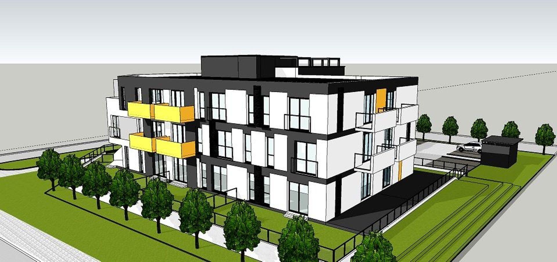 Wrocław: Lipa Piotrowska w rozbudowie. Kolejne bloki w przygotowaniu