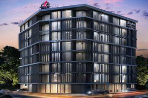 Wrocław: StayInn Apartments – CTE zamieni szkieletora na Szczepinie w biznesowy aparthotel [WIZUALIZACJE]