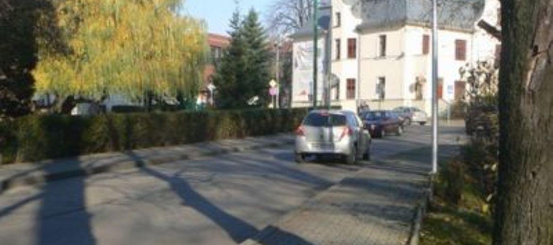 Jaworzno: ul. Zielona w