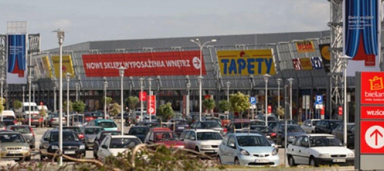 Centrum handlowe na Bielanach