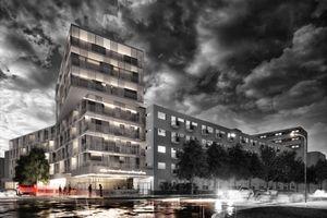 Wrocław: Tak mógł wyglądać rozbudowany pawilon na Gajowicach [WIZUALIZACJE]