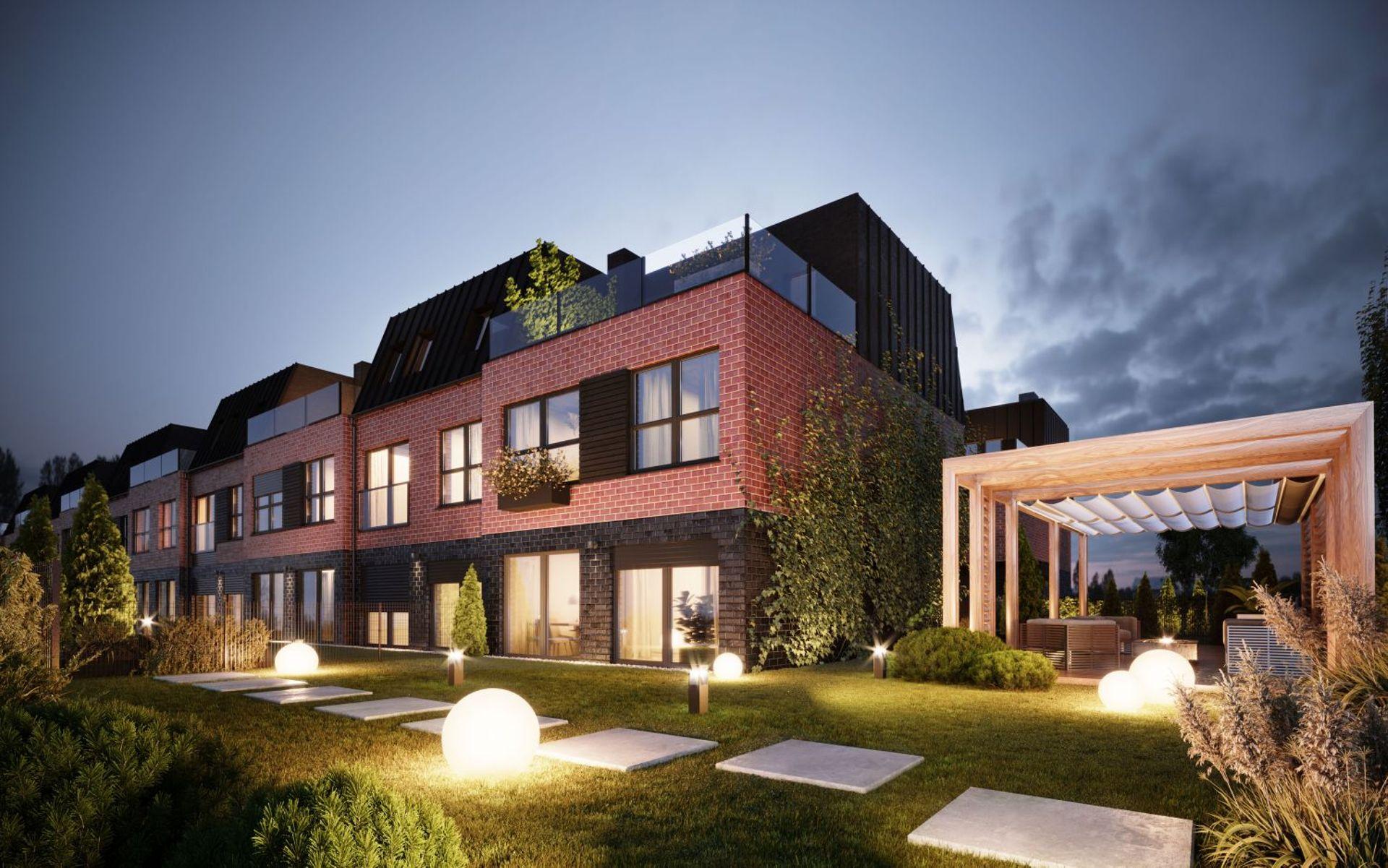 Nowe domy do kupienia! Rusza II etap Potokowa Residence od M3 Invest