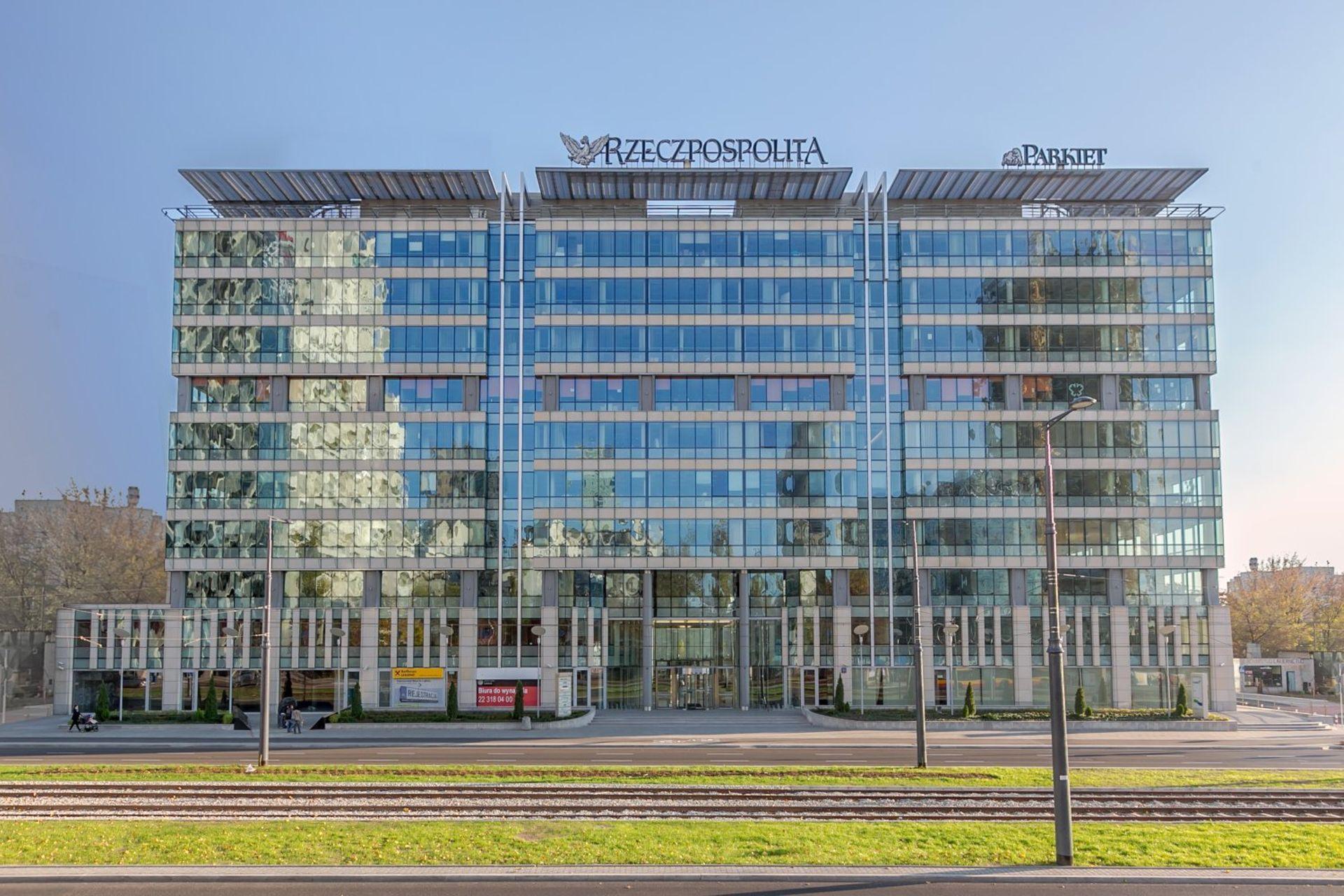 [Warszawa] Zarządca nieruchomościami komercjalnymi zostaje w biurowcu Prosta Office Centre w Warszawie
