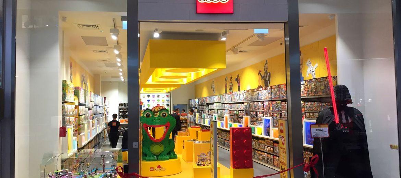 Pierwszy W Polsce Sklep Lego Już Otwarty W Galerii Mokotów