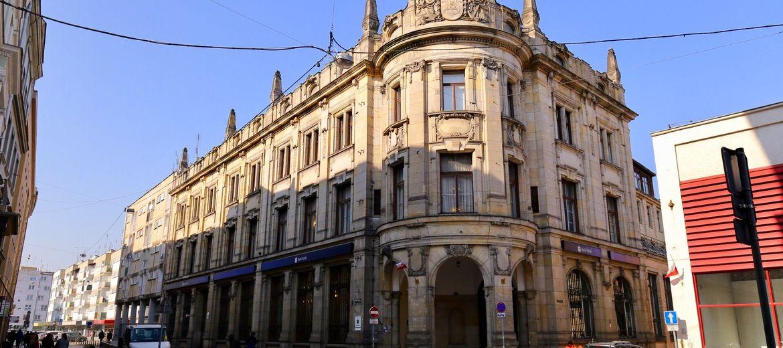 Wrocław: W zabytkowym budynku