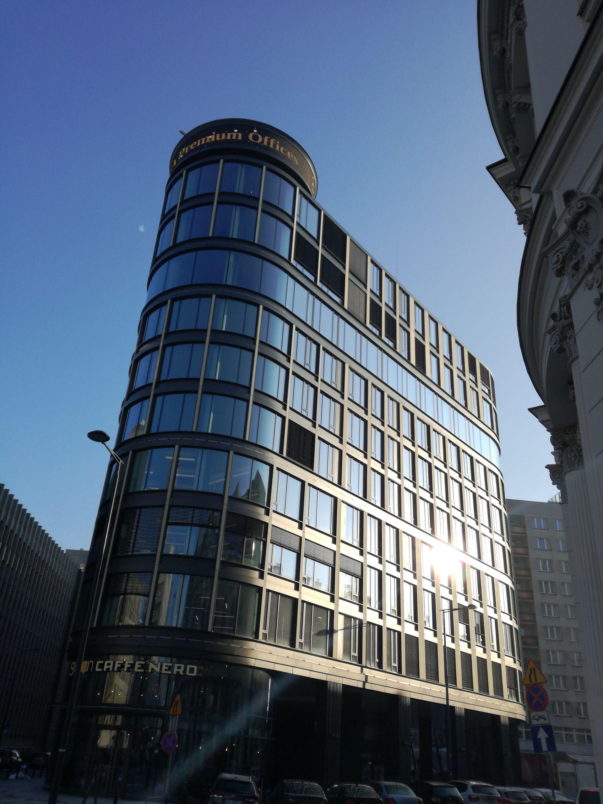 [Warszawa] Dotychczasowy najemca powiększa swoje biuro w Astoria Premium Offices w Warszawie