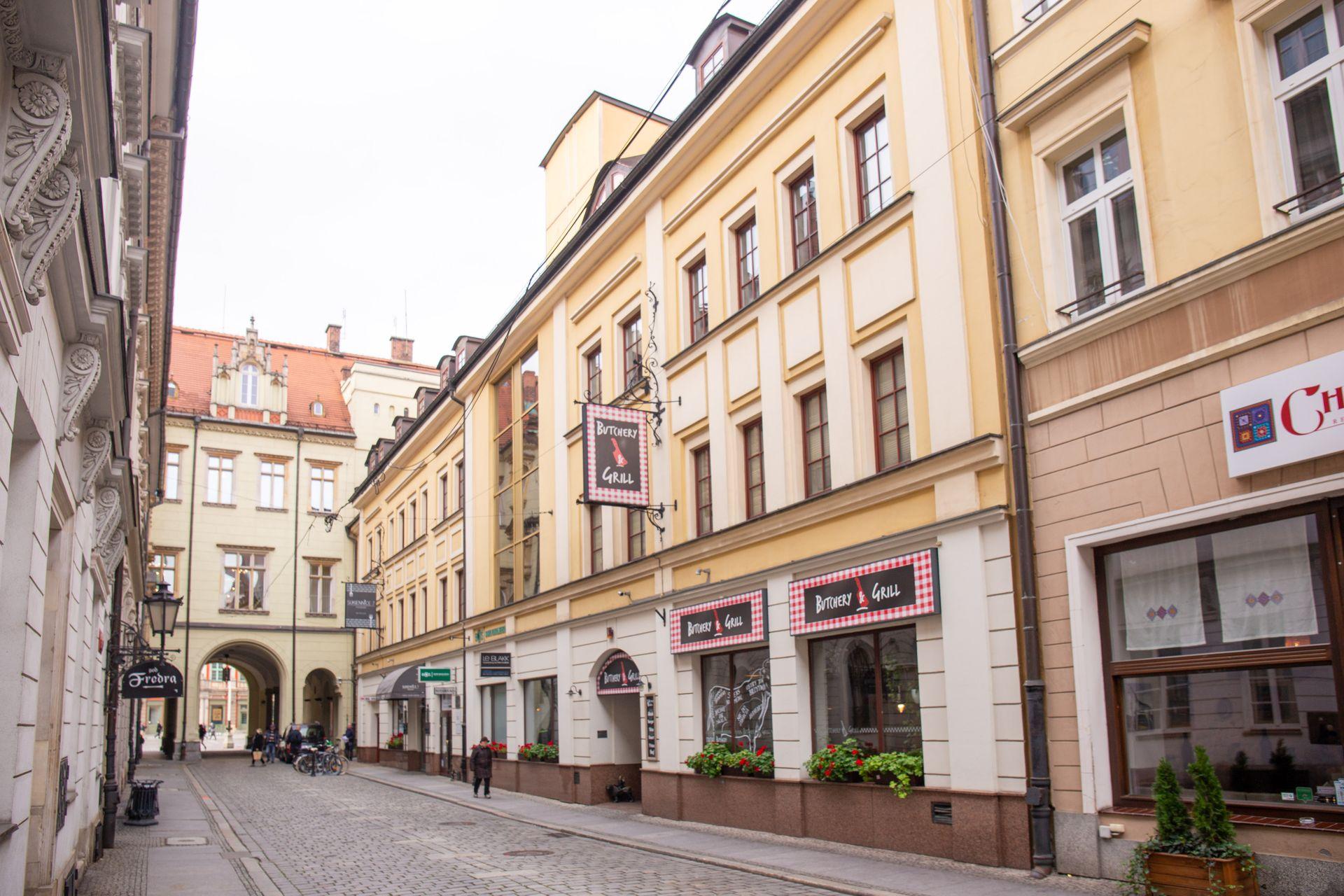 Wrocław: Prywatne kamienice w Rynku czeka przebudowa