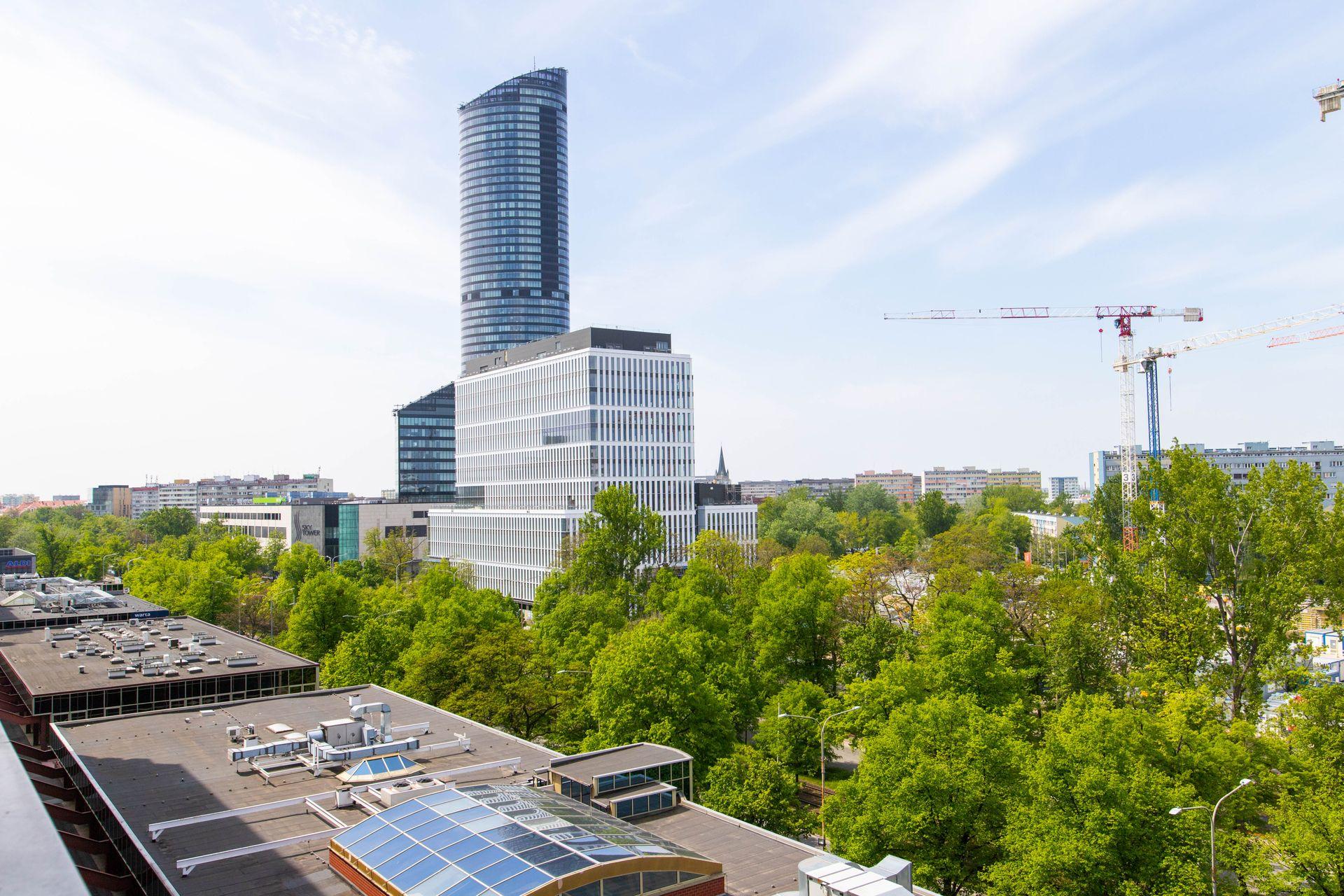 Wrocław: AmRest wynajmuje tysiące metrów kwadratowych powierzchni biurowej w Centrum Południe