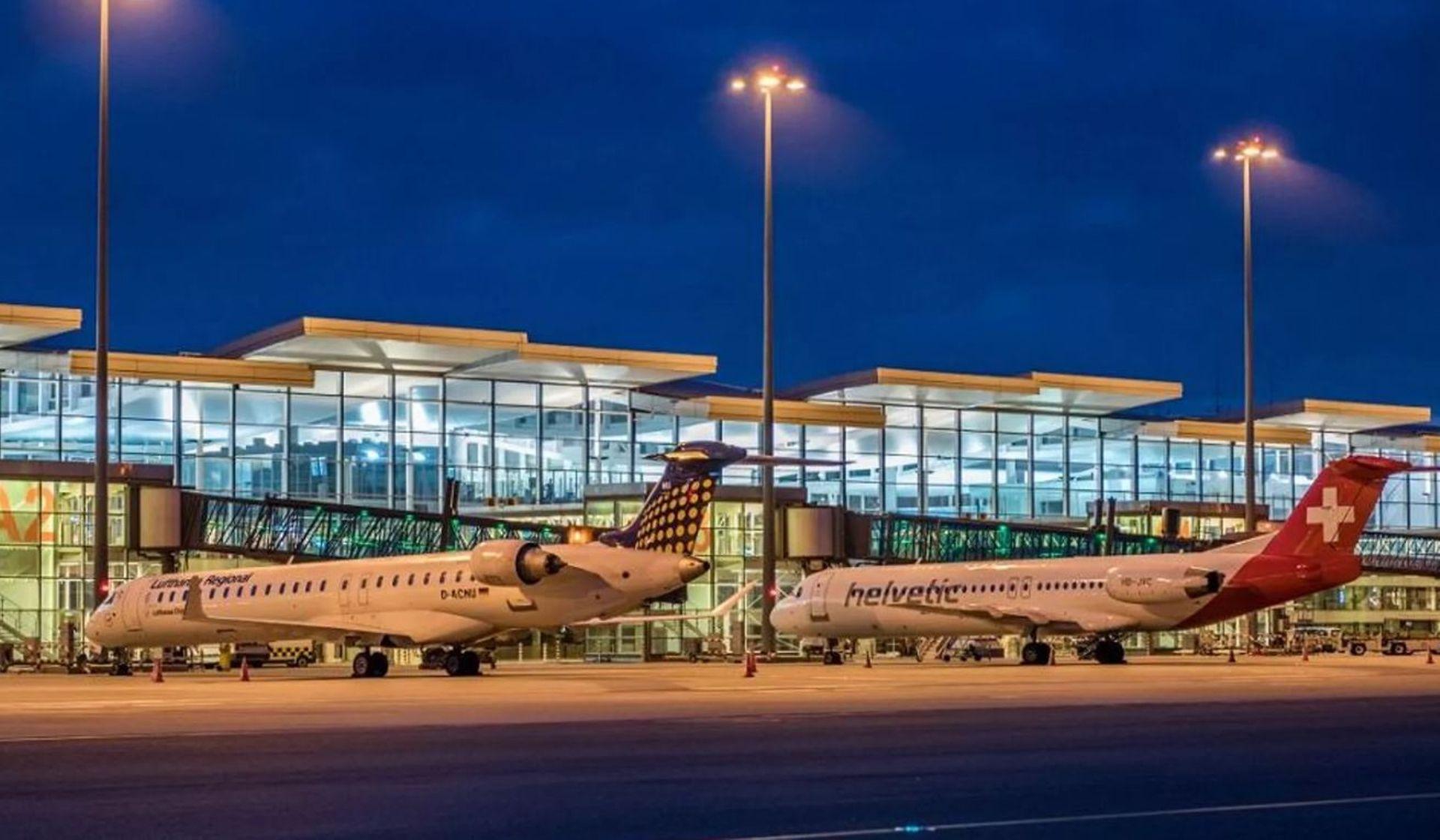 Wrocławskie lotnisko dostanie rządową dotację za straty spowodowane pandemią