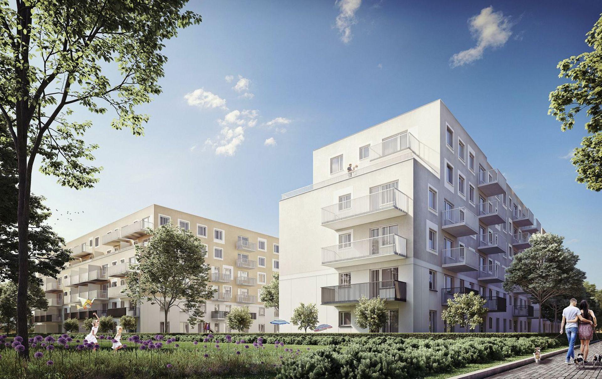 [Warszawa] Ruszyła budowa osiedla przy ul. Marywilskiej w Warszawie