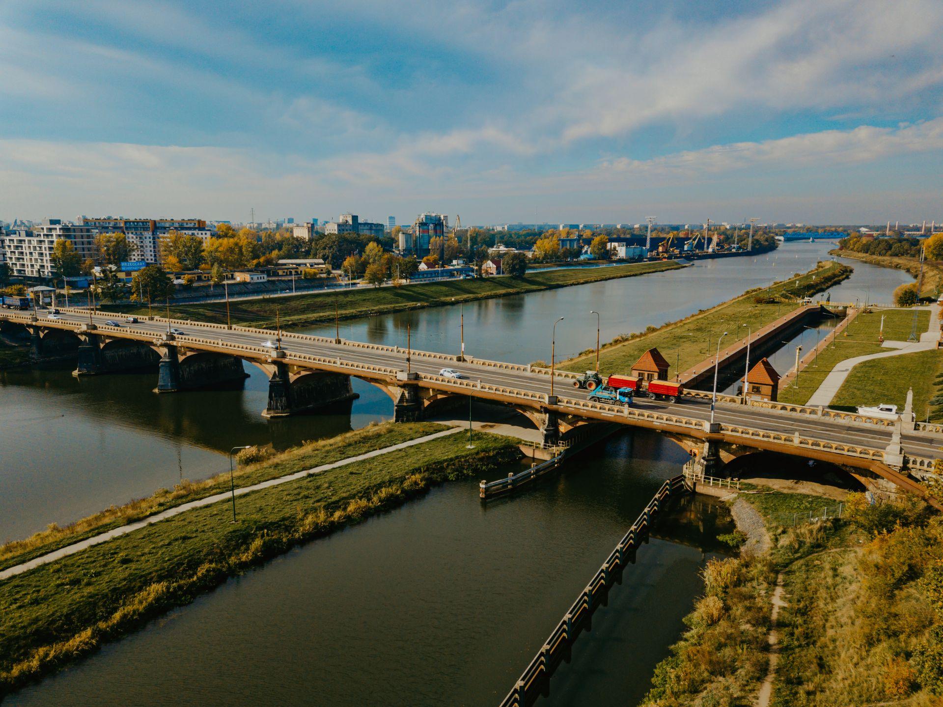 Wrocław: Co z remontem zabytkowego mostu Osobowickiego? Magistrat ma problem z wyłonieniem wykonawcy projektu