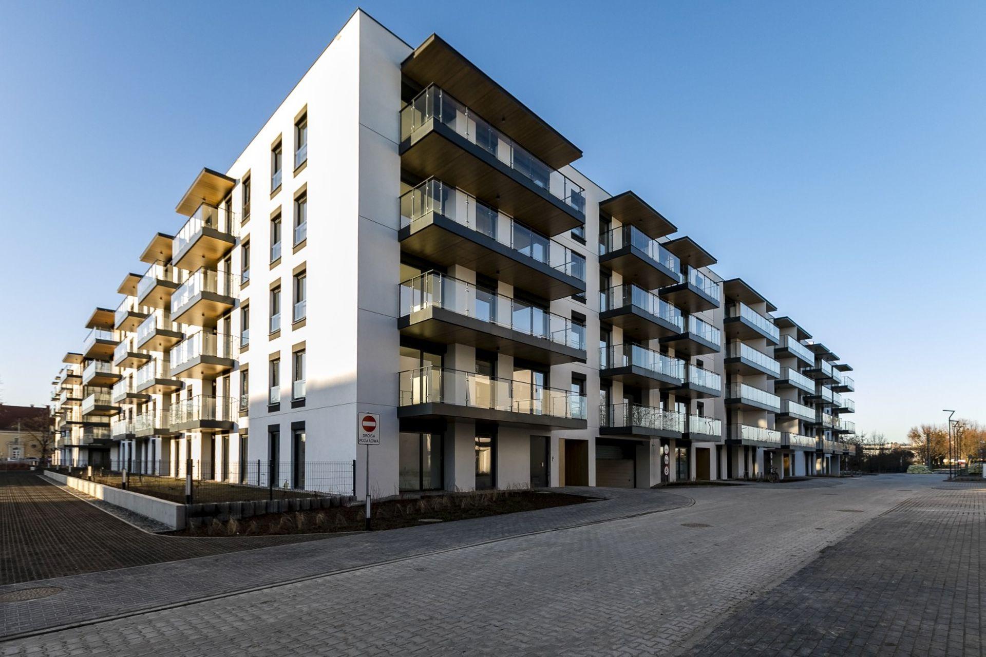 [Poznań] Prawie wszystkie mieszkania w Vilda Park w Poznaniu sprzedane