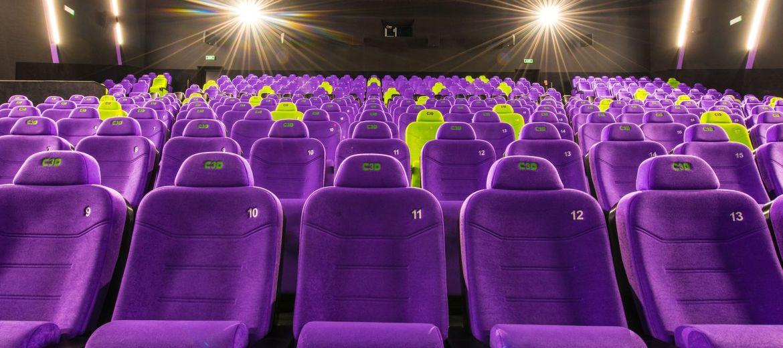 Kino w Galerii Tarnovia