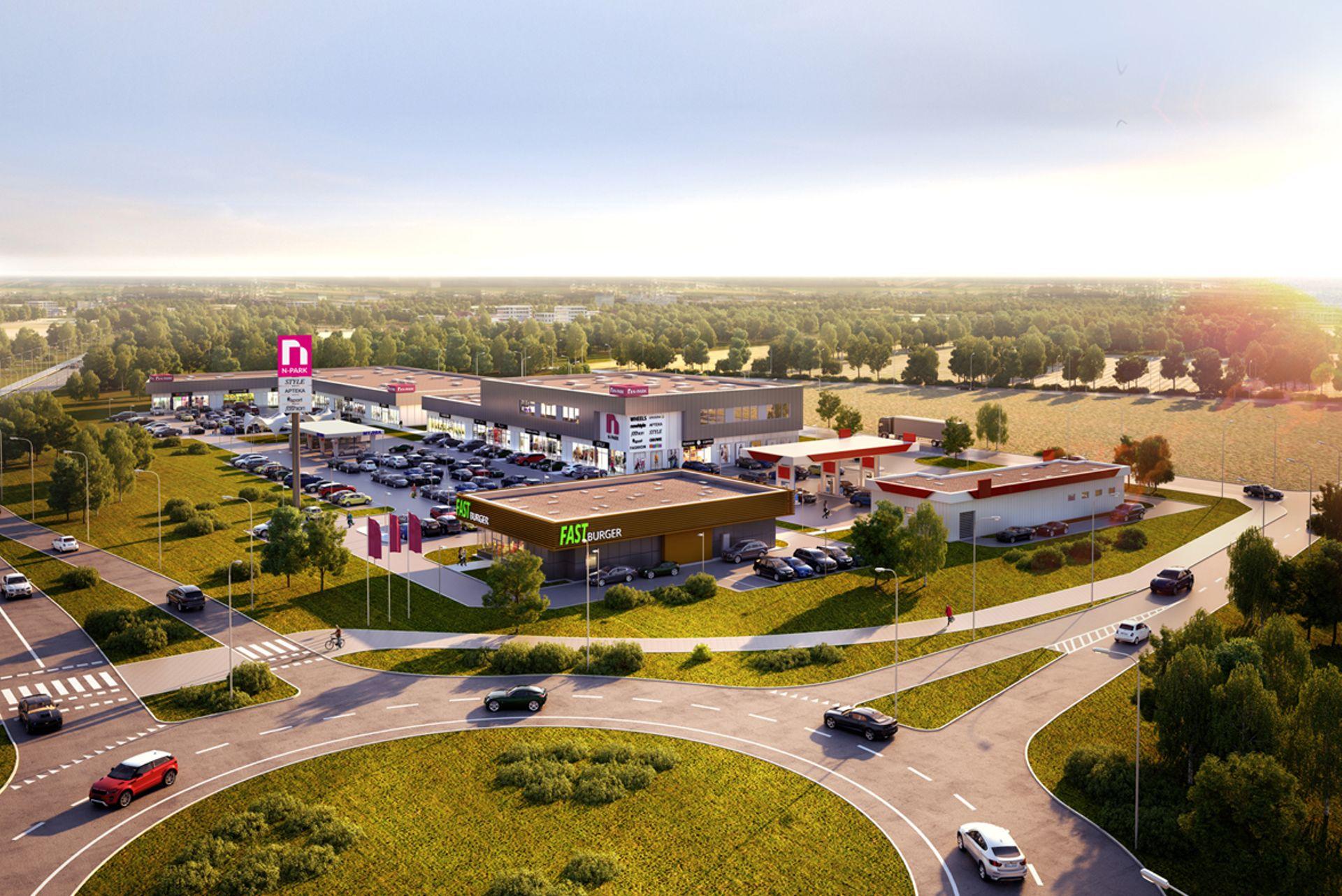 Ruszyła budowa nowego parku handlowego przy granicy Wrocławia