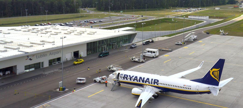 Z lubelskiego lotniska polecimy