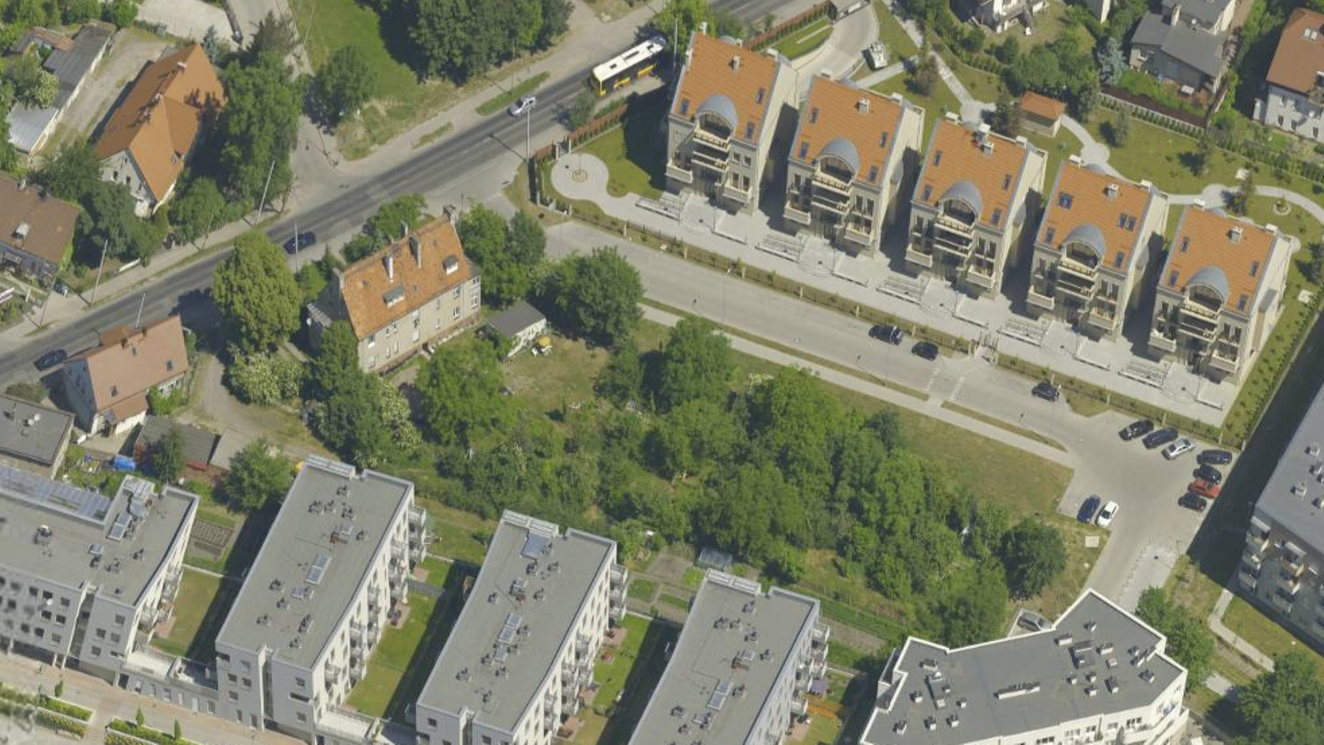 Wrocław: Euro Dom wybuduje wille miejskie na Krzykach