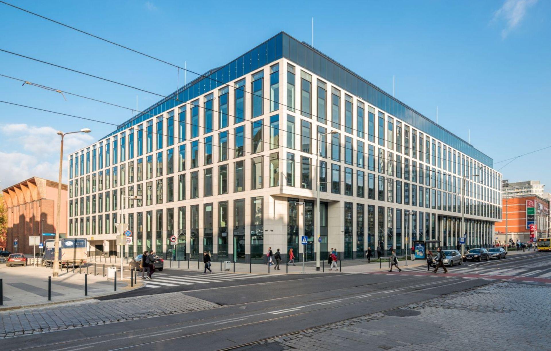 Wrocław: NAI Estate Fellows zarządcą Nobilis Business House