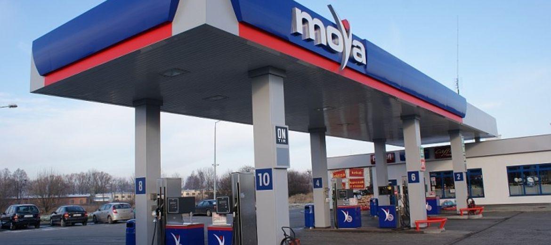 Foto: amwim.pl – Jedna ze stacji paliw Moya