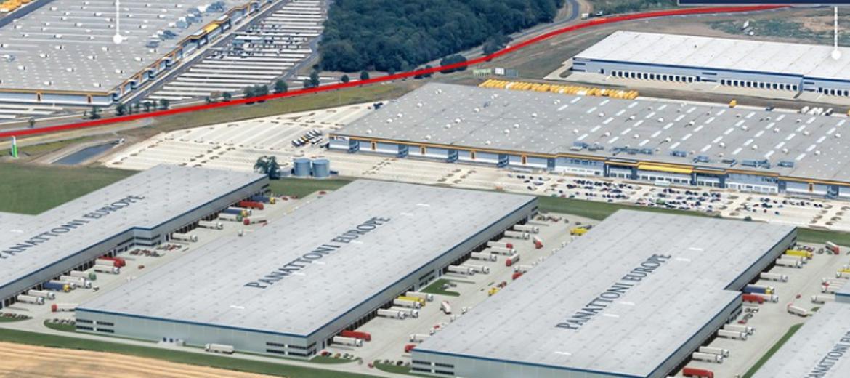 Centrum Panattoni Wrocław VII planowane w Bielanach Wrocławskich (Foto: materiały inwestora)