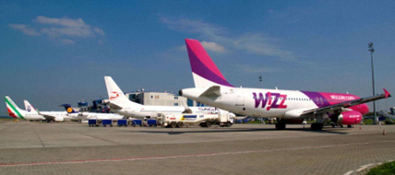 Lotnisko w Pyrzowicach rozwija