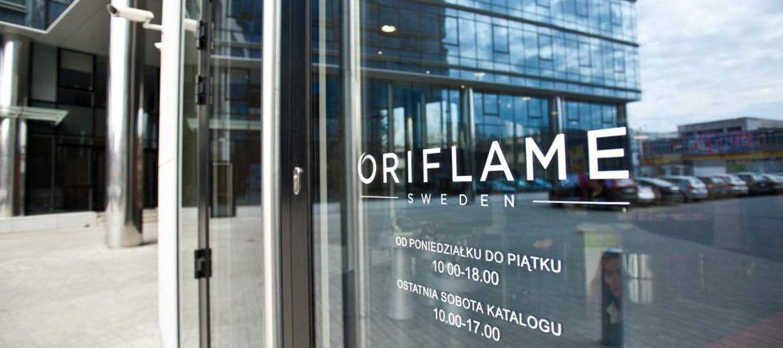 Nowe biuro Oriflame Poland!