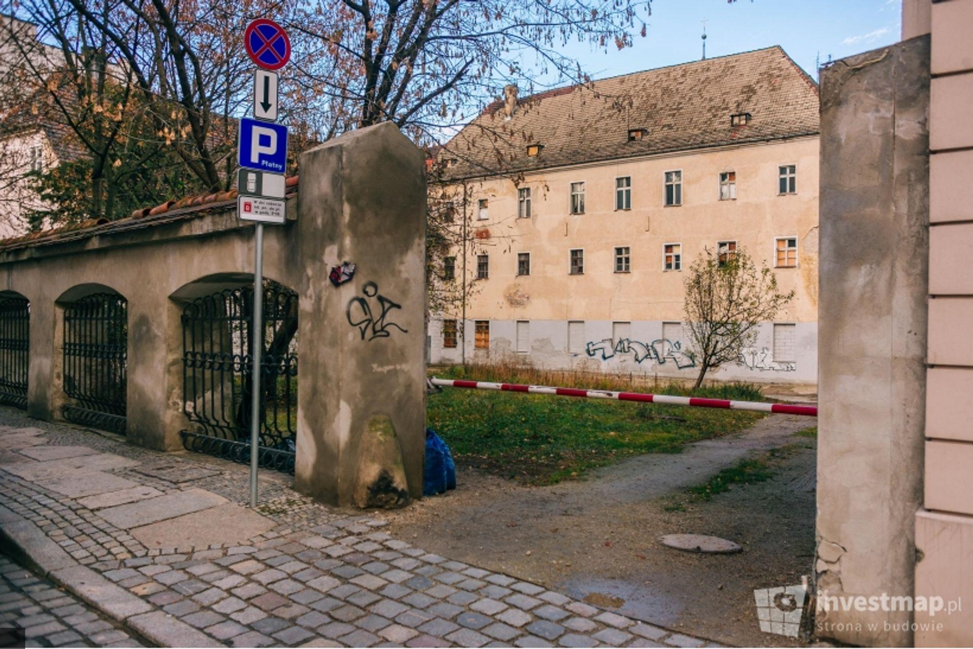 [Wrocław] W zabytkowym budynku przy Włodkowica powstanie hotel