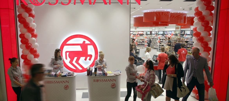 Rossmann W Galerii Mokotów Warszawa Investmappl