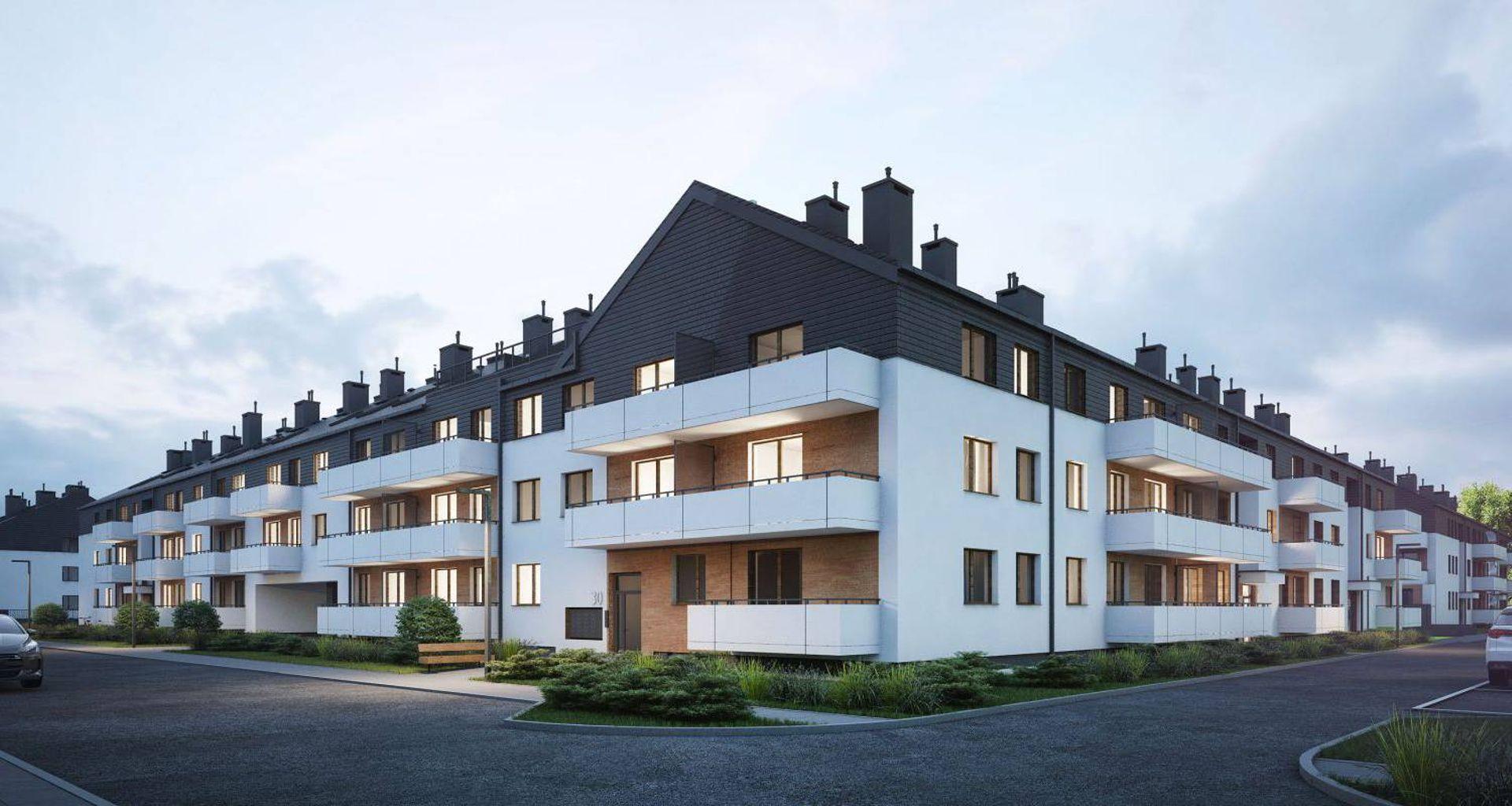 Wrocław: Rodzinne Maślice – Arkop buduje kilkaset mieszkań w paru etapach