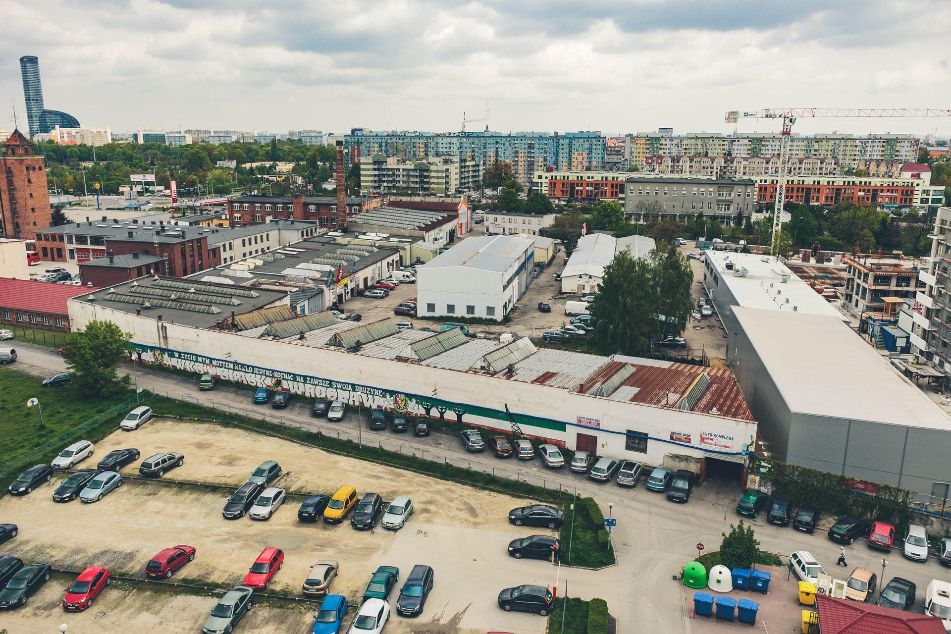 [Wrocław] Szykuje się kolejna inwestycja mieszkaniowa na Gaju. Tuż obok straży pożarnej