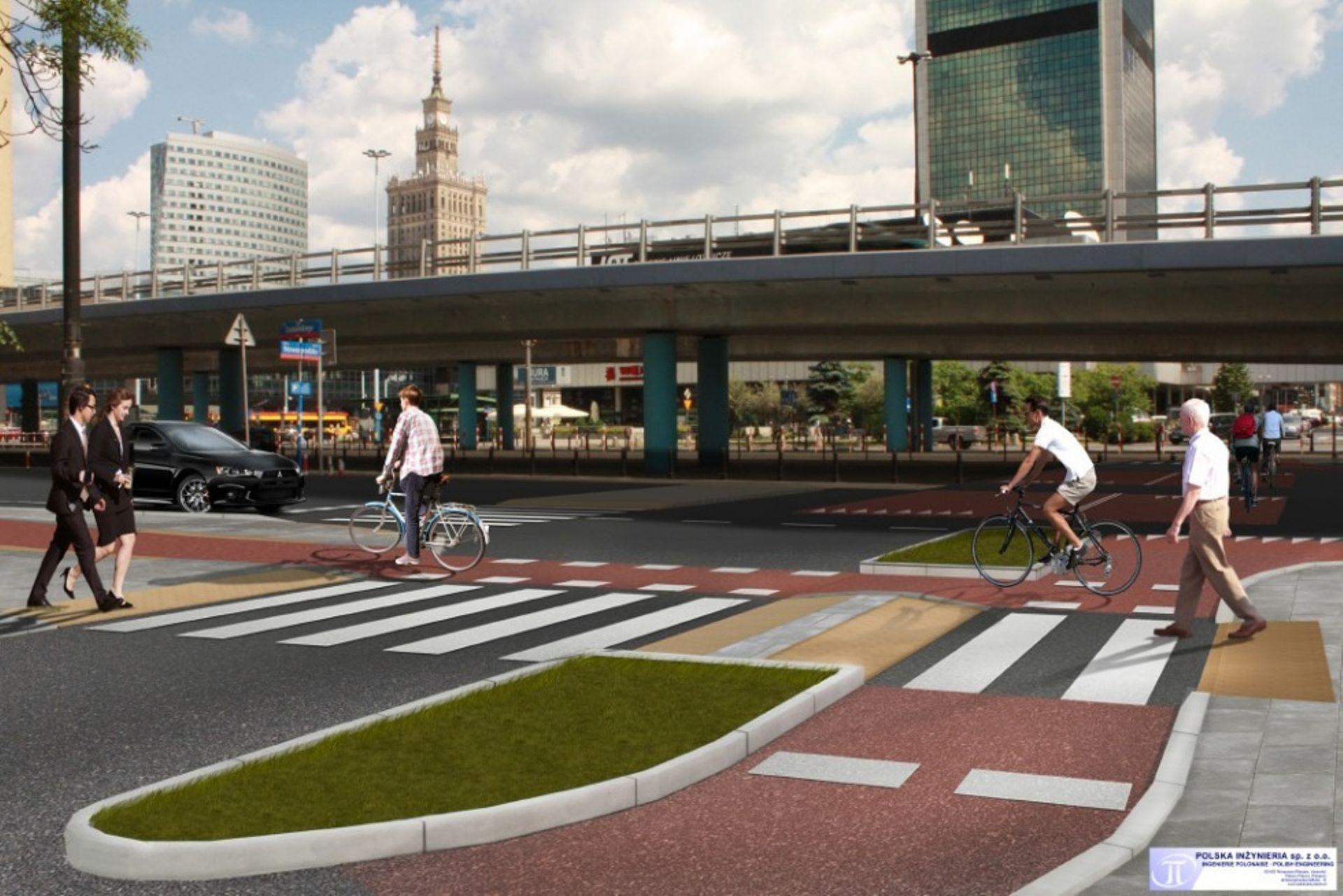 Nowe centrum Warszawy na tętnić życiem. Jest przetarg na pierwszy etap