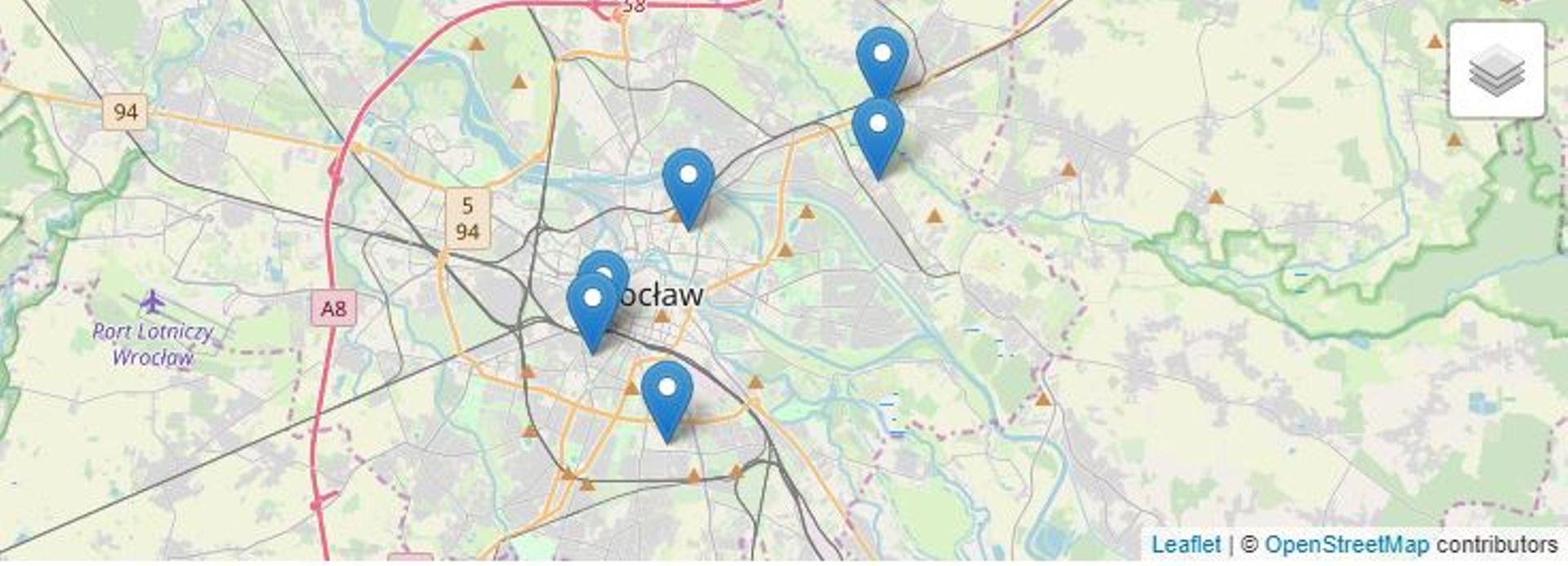 We Wrocławiu pojawią się cztery nowe parki kieszonkowe i dwie enklawy zieleni?