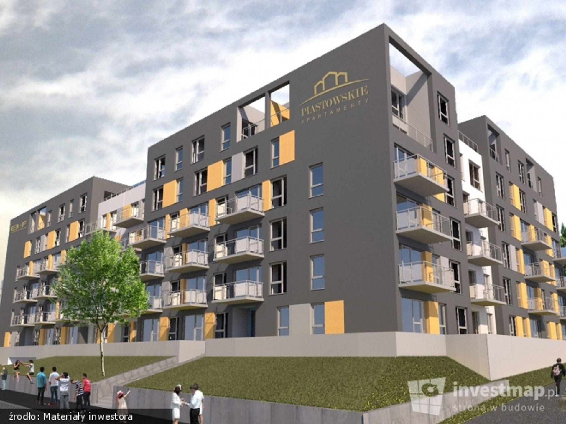 [Zielona Góra] Nowa inwestycja w Zielonej Górze – Piastowskie Apartamenty