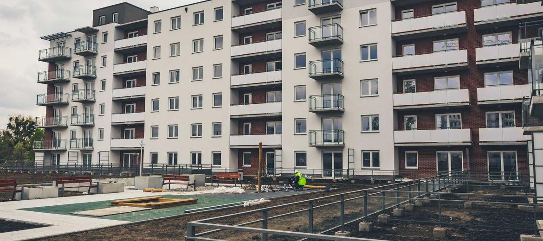 Mieszkaniowy boom bez napięć